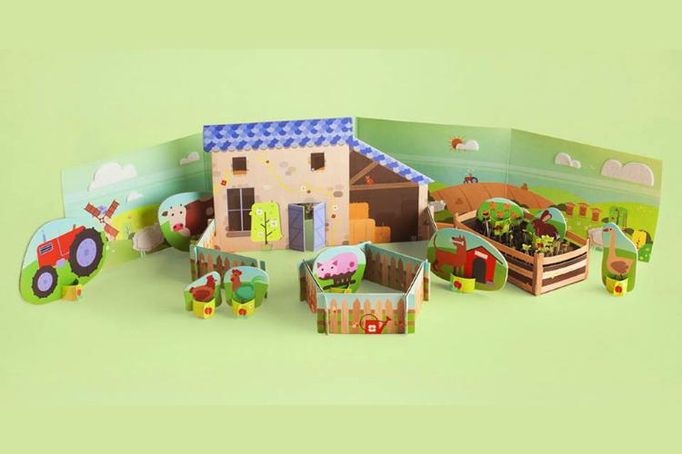 Le Kit des P'tits Génies Pandacraft Idee Cadeau Noel 2018 Enfant 3 ans