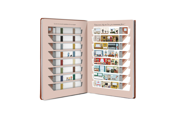 Idee Cadeau Enfant 3 ans Livre Nos Familles Lorea De Vos