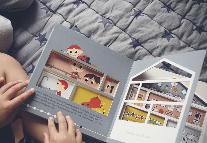 Livre 1 2 3 ECOLE Adaptation Maternelle Idee Cadeau Noel 2018 Enfant 3 ans