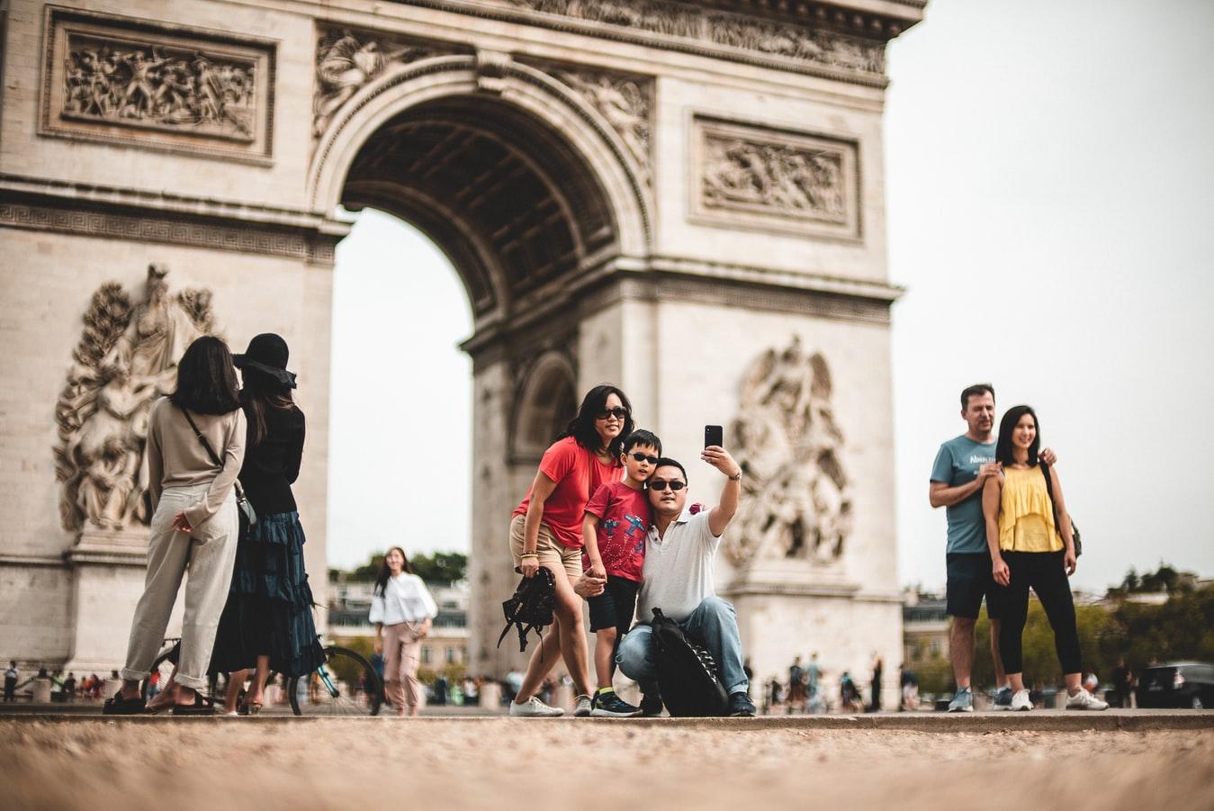 Sortie en famille à Paris